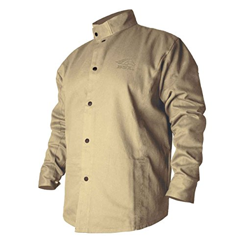 BSX Flame Resistant Cotton Welding Jacket