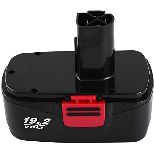 19.2V 4.0Ah High CapacityReplacement Battery Compatible with Craftsman DieHard C3 315.115410 315.11485 130279005 1323903 120235021 11375 11376 Cordless Drills