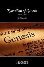 exposition of genesis leupold