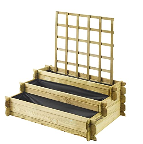 Forest Style Carre Potager Podium Angelic...
