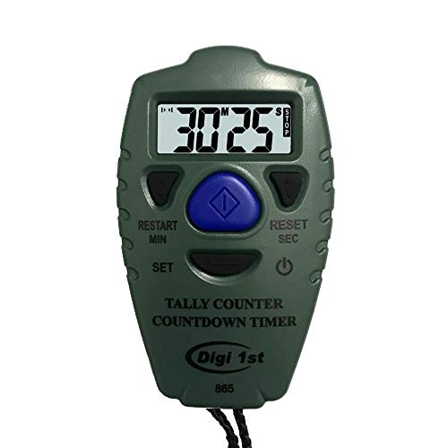 digital timer counter - 6