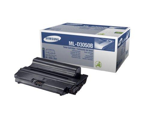 Samsung ML-D3050B/ELS Original Toner (inkl. Trommel, Hohe Reichweite, Kompatibel mit: ML-3050/ML-3051 Series) schwarz