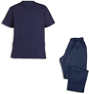 Alexandra | Unisex | Scrub Set | Ideal for Nurses and Private Health Care Workers | Loose Fitting