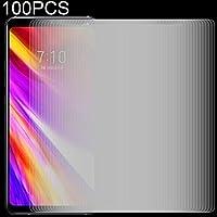 LG LG G7 ThinQ用100 PCS 0.26mm 9H 2.5D強化ガラスフィルム 強化ガラスフィルム