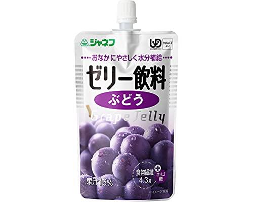 ジャネフ ゼリー飲料 ぶどう / 12912 100g×32本
