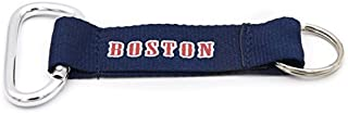 Boston Carabiner Key Chain
