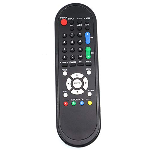 Replacement Remote Control fit for Sharp TV...
