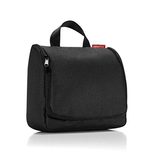 reisenthel toiletbag black Maße: 23 x 20 x 10 cm / Maße: 23 x 55 x 8,5 cm expanded / Volumen: 3 l