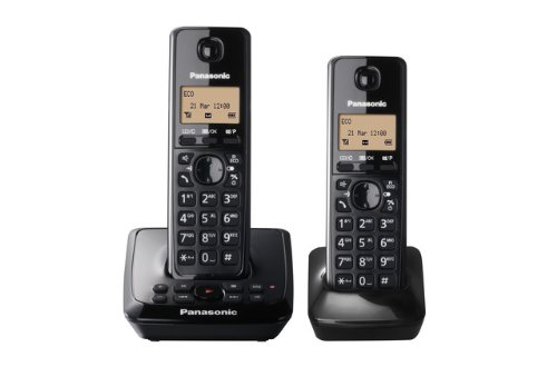 Panasonic KX-TG2722EB Twin DECT ...
