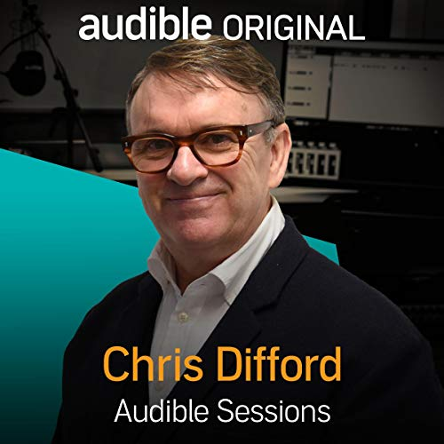 Chris Difford cover art