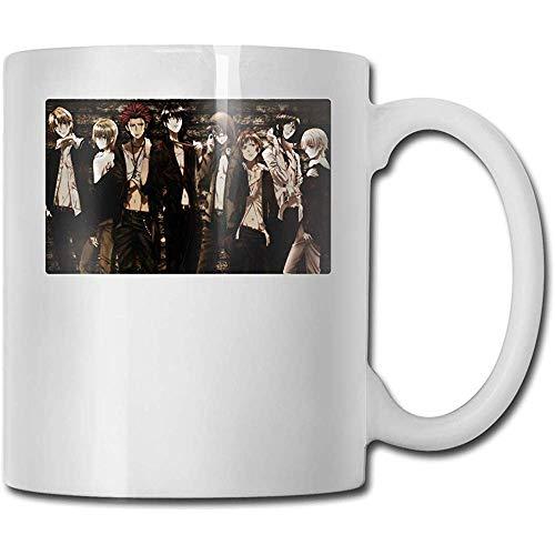 K-Projekt besten Vatertag Geschenkideen für Kaffeetassen lustige Weihnachtsgeschenk Becher Persönlichkeit Drink Cup 11 Unzen (330 ml)