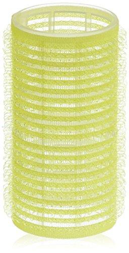 Efalock Professional Haftwickler, 32 mm, gelb, 1er Pack, (1x 12 Stück)