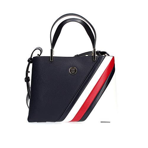 Tommy Hilfiger Damen Handtasche Core Med Satchel