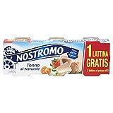 Nostromo Tonno Al Naturale 3 Lattine - 240 Gr