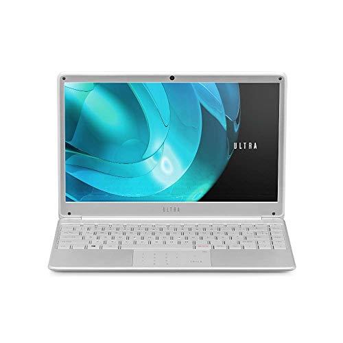 """Notebook Ultra Intel Core I3 4GB 1TB HDD Linux 14,1"""" Prata - UB422"""