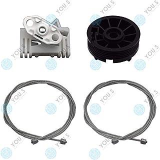 YOU.S 51357138467 elektrischer Fensterheber Reparatursatz Hinten Links