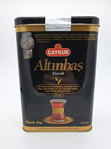 Caykur | Altinbas | Schwarzer tee | Klassisch | Natur | Black Tee | Classic | 400g | Hohe Qualität