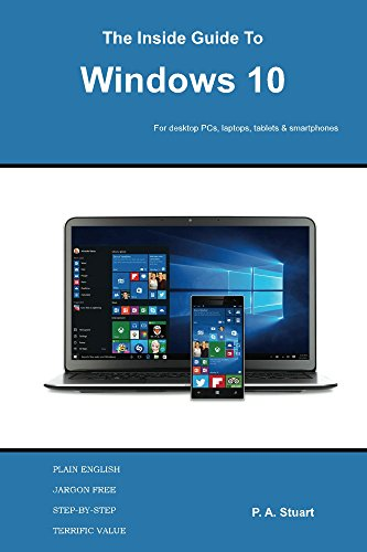 The Inside Guide to Windows 10: For desktop PCs, laptops, tablets &smartphones (English Edition)