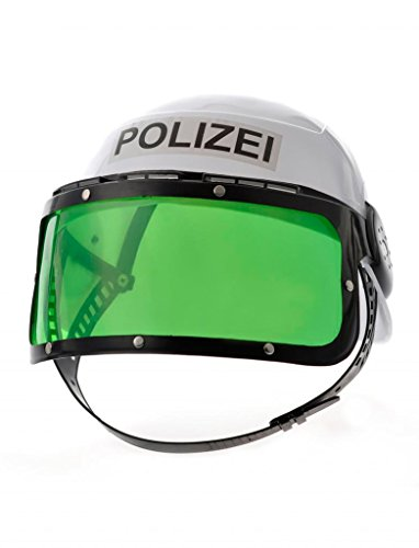 Helm: Polizeihelm, Kindergröße
