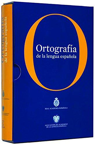 Ortografía de la lengua española (NUEVAS OBRAS REAL ACADEMIA)