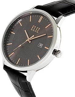 ELIZ Men's Formal Wear Black Watch