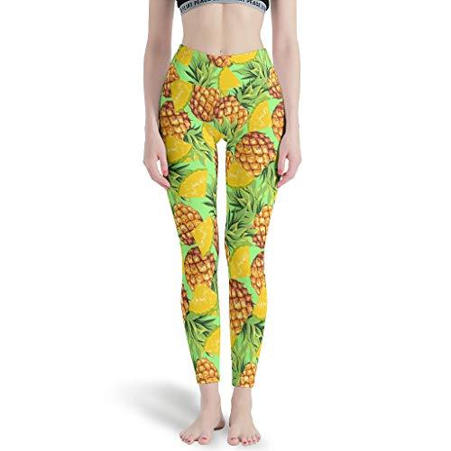 HXshqian Pineapple Fruit joggingbroek sport fitnessbroek voor meisjes