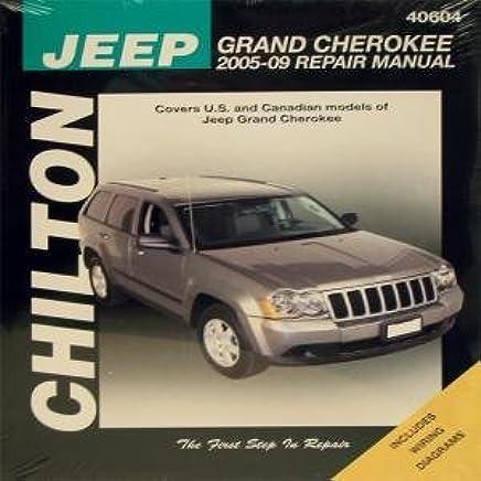 Amazon com: Chilton CHI40604 Jeep Grand Cherokee 05-14