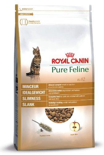 Royal Canin 55237 Pure Feline Idealgewicht 3 kg - Katzenfutter