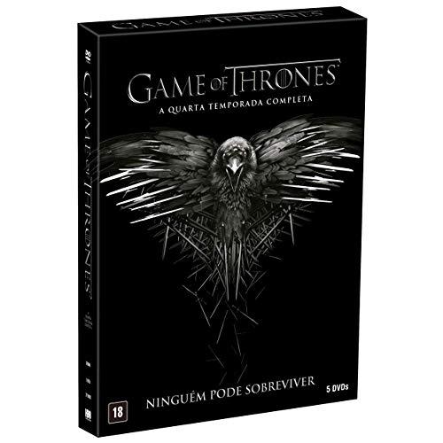 Game Of Thrones: 4ª Temporada Completa [DVD]