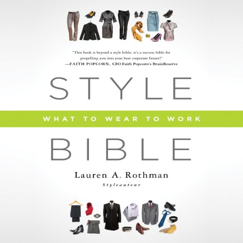 Style Bible audiobook cover art