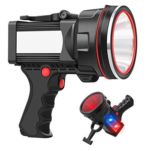 ANLOOK Spotlight Flashlight Handheld...