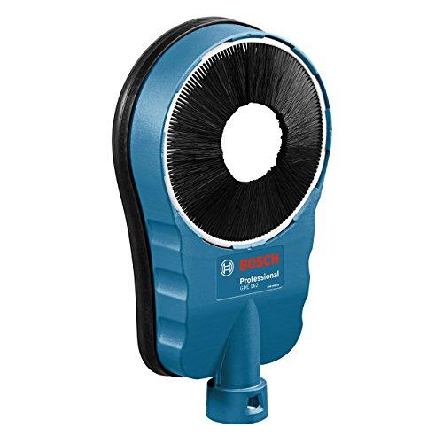 Bosch Professional Staubabsaugung GDE 162 (kompatibel mit allen bohrenden Geräten mit max. 162 mm Bohrdurchmesser)