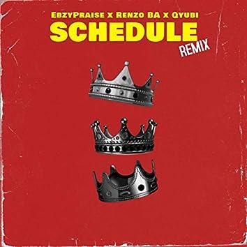 Schedule Remix