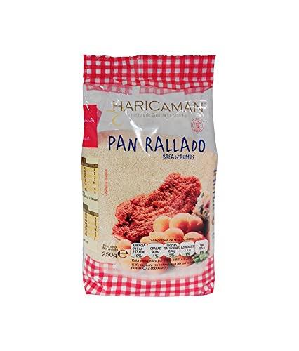 PAN RALLADO HARICAMAN 250 GR (1)