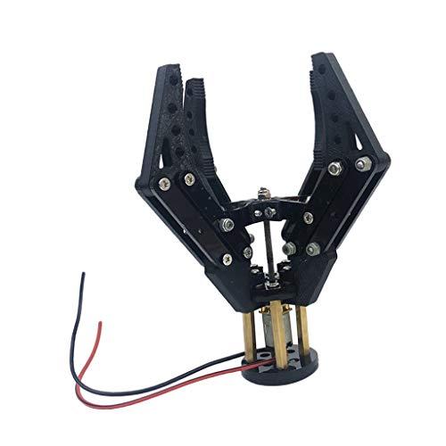 perfeclan Kids Toy Robot Servo Motor Clamp N20 para Piezas De Juguete Educativo De Brazo Robótico