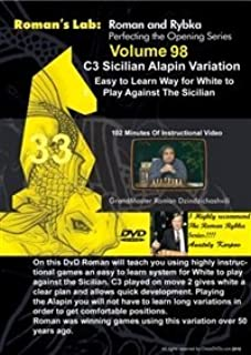 Roman Vol. 98 C3 Sicilian Alapin Variation