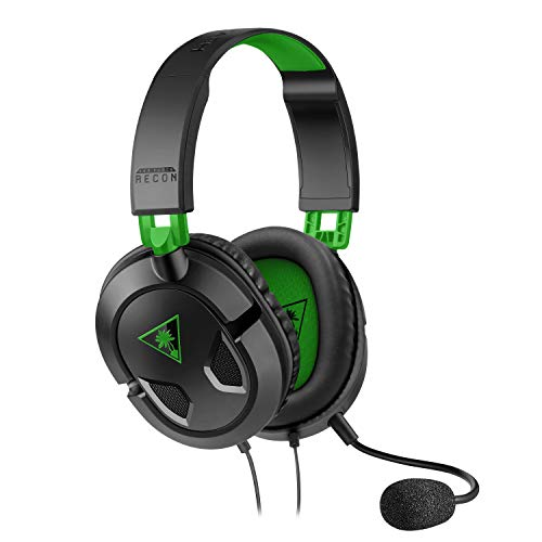 Turtle Beach Recon 50X Gaming Headset - Xbox One, PS4, PS5, Nintendo Switch und PC