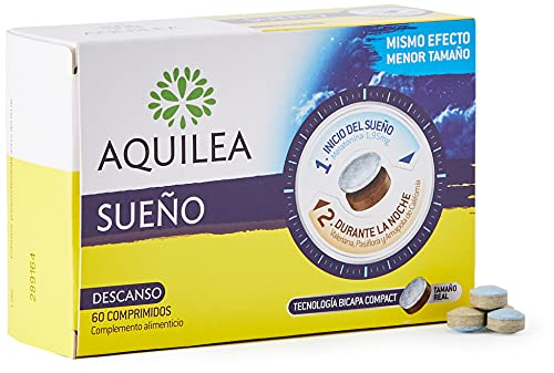 AQUILEA Sueño 60 Comprimidos -, Multicolor