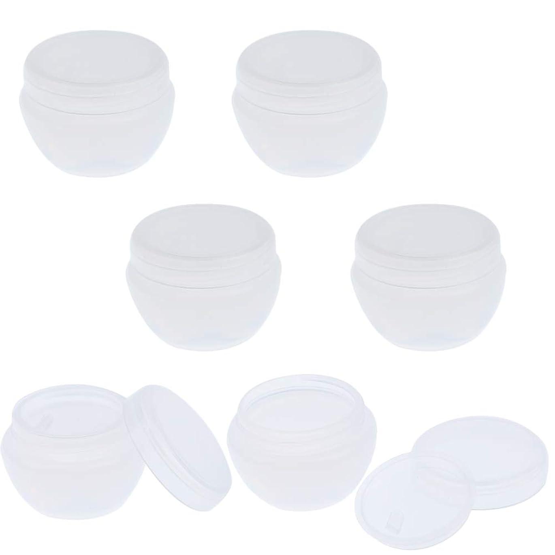 コミットメント特定の芽クラン クリーム用容器 10ml 中蓋付き 6個セット