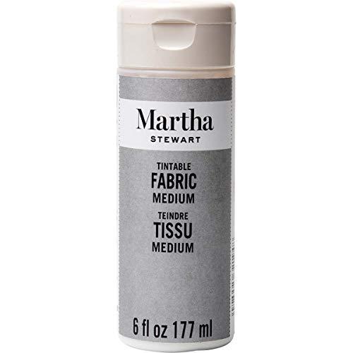 Martha Stewart Tintable Fabric Medium