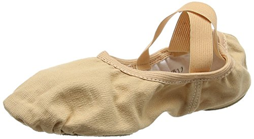 So Danca Damen Sd16 Riemchenballerinas, Beige (Nude), 36 EU