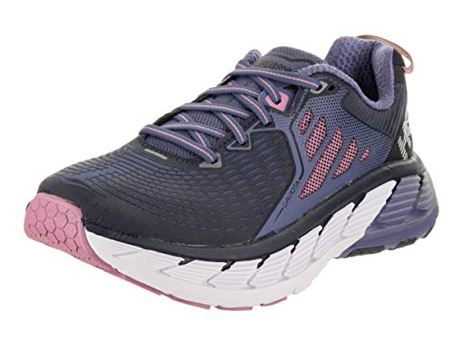 Hoka One - Zapatillas de Running de Sintético para Mujer Marlin/Dress Blue, Color, Talla US 7 | EU 38 2/3