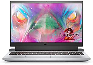 Dell Gaming G15 5510, 15.6 Inch RTX 3060 Gaming Laptop Full HD - Intel Core i7-10870H, 16GB DDR4 RAM, 512GB SSD, NVIDIA GeForce RTX 3060 6GB GDDR6, Windows 10 Home - Grey (Latest Model)
