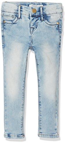 NAME IT NAME IT Mädchen NITTIME XXSLIM DNM Pant NMT NOOS Jeanshose, Blau (Light Blue Denim), 122