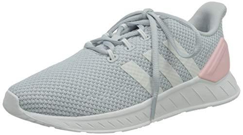 adidas Questar Flow NXT K, Zapatillas de Running Unisex Adulto, AZUHAL/FTWBLA/ROSCLA, 39 1/3 EU