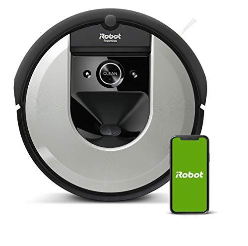 iRobot® Roomba® i7 (i7156) – Leert uw woning kennen. Past perfect in uw leven.