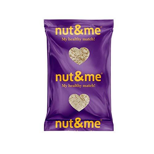 nut&me | Harina de Almendra Extrafina | Contiene Trazas Frutos Secos | Sin Gluten | Vegano | (1 kg)