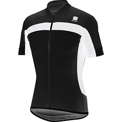 Sportful - Pista Longzip Jersey, Color Negro, Talla XL