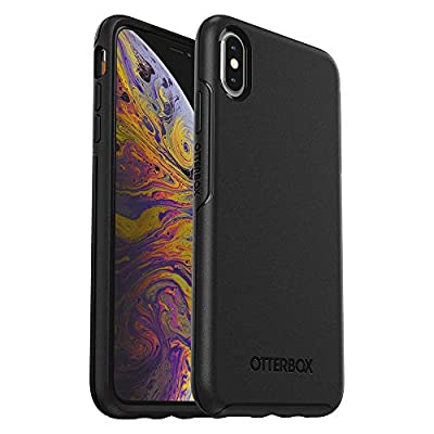 OtterBox Symmetry Series Case for iPhone Xs Max - Retail Packaging - Black