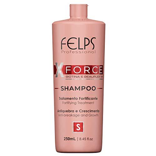 Felps X Force Shampoo 250ML, Felps Professionnel, 250Ml